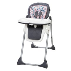 Baby Trend High Chair Recline Serta Office Parts Tot Spot 3 In 1 Bluebell Target