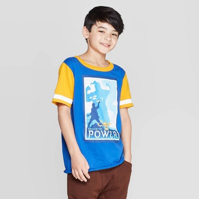 Boys' Aladdin Short Sleeve T-Shirt - Blue