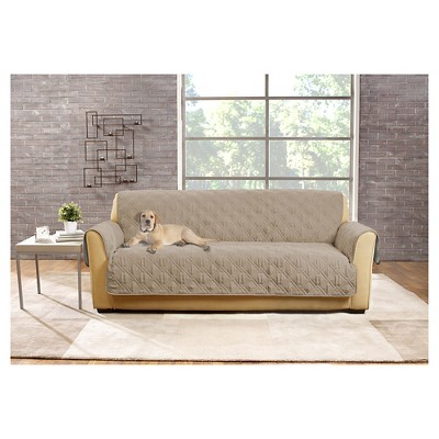 sofa coverings dogs sofas los angeles non slip waterproof furniture cover sure fit target
