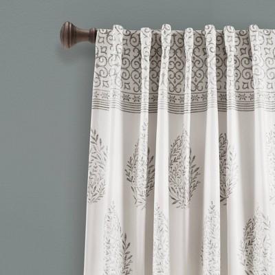 curtain sets target