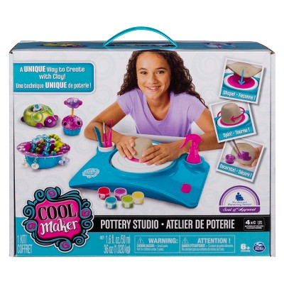 Cool Maker Pottery Studio by Spin Master