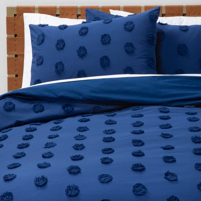 Textured Dot Duvet & Sham Set - Opalhouse™
