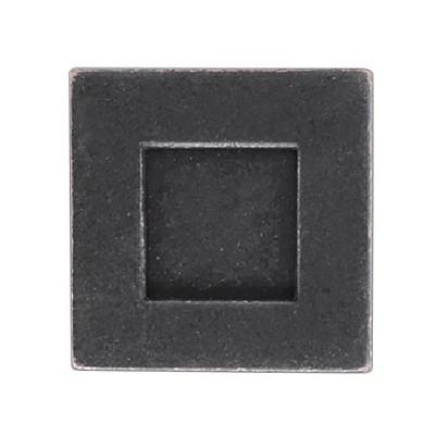 Sumner Street Home Hardware - 0.625 - 4 -Piece - Knob - Oil-Rubbed Bronze Rhombus Cube