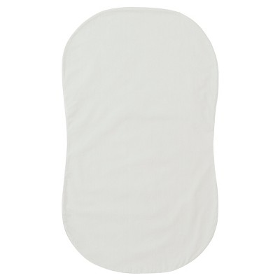 HALO® Bassinest Fitted Sheet - Gray