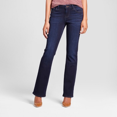 Women's Curvy Fit Signature Bootcut Jeans - Crafted by Lee®