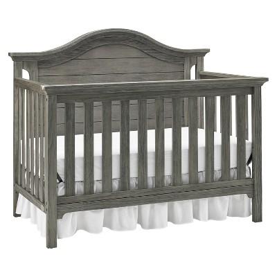 Ti Amo Catania 4-in-1 Convertible Crib - Farmhouse Gray