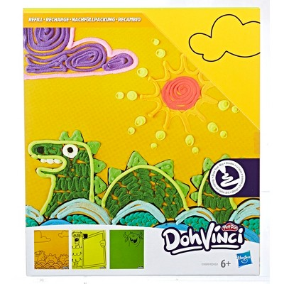 DohVinci Monster-Themed Art Boards by Play-Doh