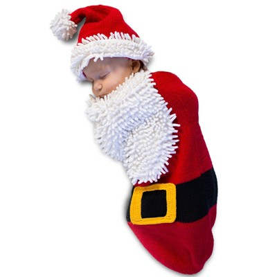 Baby Santa Halloween Costume - Princess Paradise