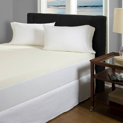 "Enhance 2"" Memory Foam Topper White - Future Foam"