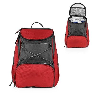 Picnic Time PTX Backpack Cooler - Red