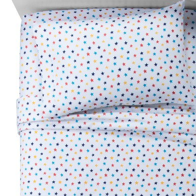 Stars Cotton Sheet Set - Pillowfort™