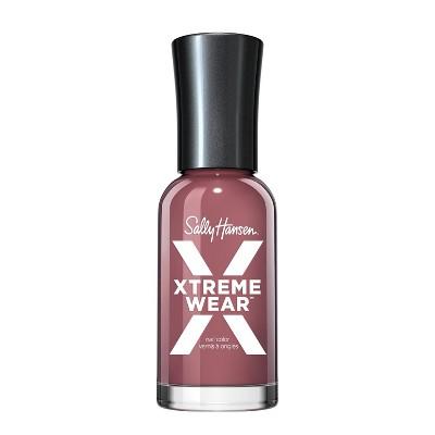Sally Hansen Xtreme Wear Nail Color - 189/455 Mauve Over - 0.4 fl oz