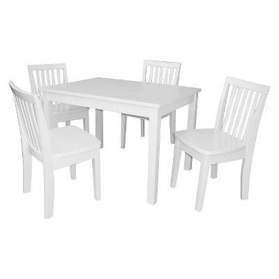 table and chairs for kids chair design plans with four mission international concepts target about this item