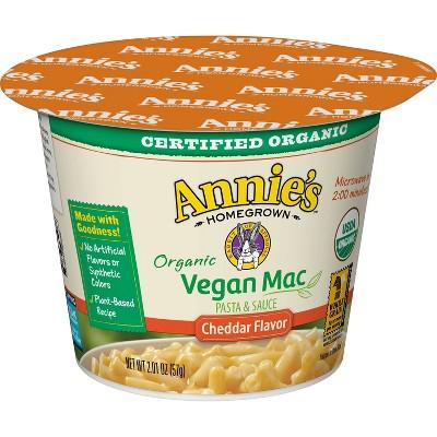 annie s vegan microwave mac cheese 2oz