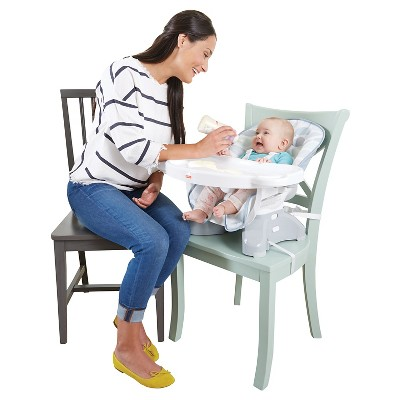 target space saver high chair bean bag chairs for girls fisher price crescent bliss