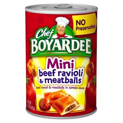 chef boyardee mini beef
