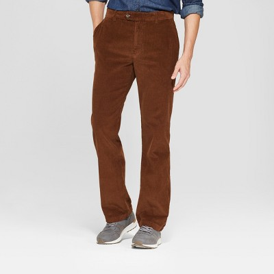 Men's Straight Fit Corduroy Trouser - Goodfellow & Co™