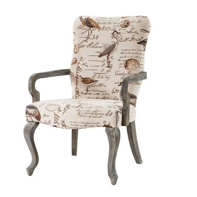 Mea Goose Neck Arm Chair