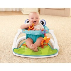 Fisher Price Sit And Play Chair Leather Ottoman Set Me Up Floor Seat Target Shop All