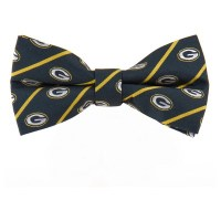 NFL Green Bay Packers Stripe Bow Tie : Target