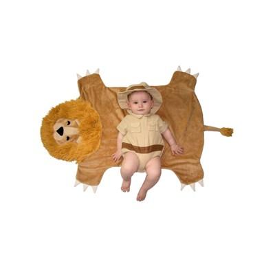 Baby Swaddle Wings Safari Hunter Halloween Costume - Princess Paradise