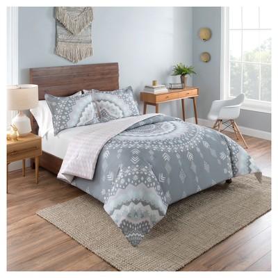 Vue Mira Reversible Comforter & Sham Set