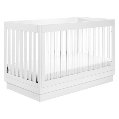 Babyletto Harlow 3-in-1 Convertible Crib with Toddler Rail
