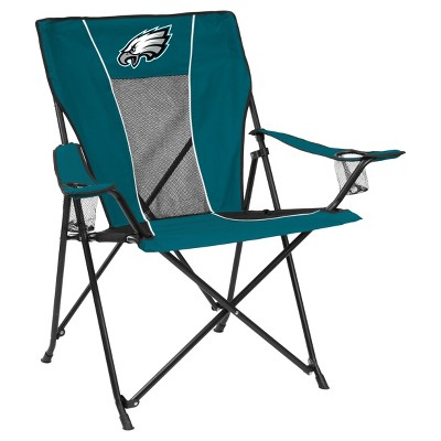 philadelphia eagles chair pottery barn anywhere cover instructions nfl portable game time quad target about this item