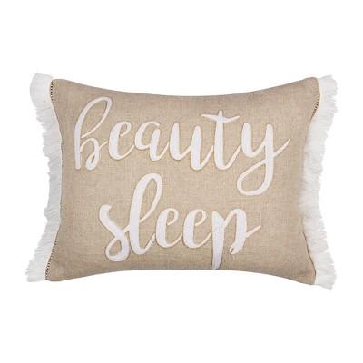 loretta beauty sleep decorative pillow levtex home
