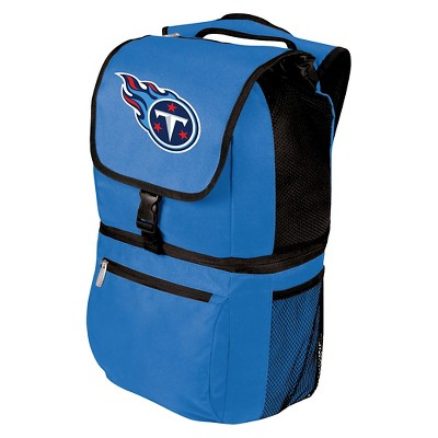 NFL Tennessee Titans Zuma Cooler Backpack by Picnic Time - Blue