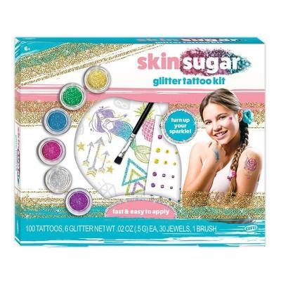 Savvi Skin Sugar Glitter Tattoo Kit