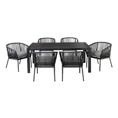 standish 7pc strap dining set project 62