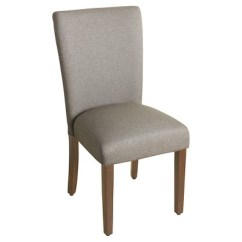 Parsons Chairs Oak Adirondack Chair With Espresso Leg Homepop Target