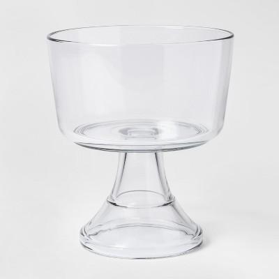128oz Classic Glass Trifle Serving Bowl - Threshold™