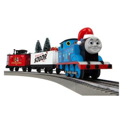 Lionel Thomas Friends Christmas Freight LionChief Train