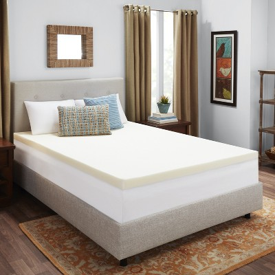 "3"" Memory Foam Mattress Topper - Authentic Comfort®"