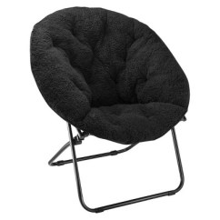 Target Round Dorm Chair Fancy Covers Sherpa Dish Black Room Essentials