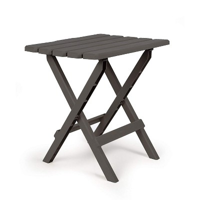 folding outdoor table target