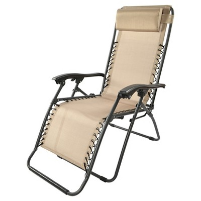 anti gravity lawn chair handmade christmas covers zero lounge threshold target