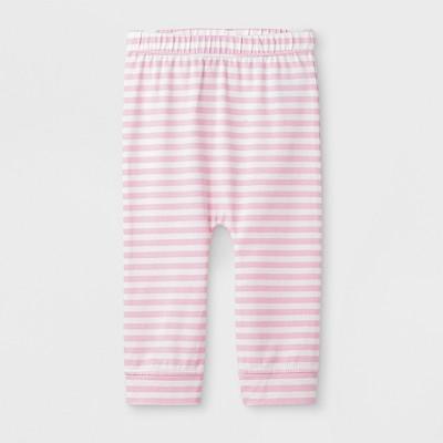 Baby Girls' Heart Leggings Pants - Cat & Jack™ Pink