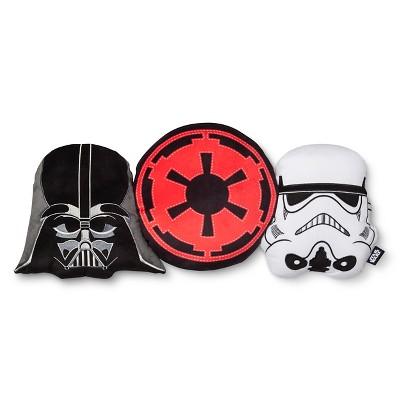 "Star Wars Face Throw Pillow  (27""x12"") - Star Wars®"