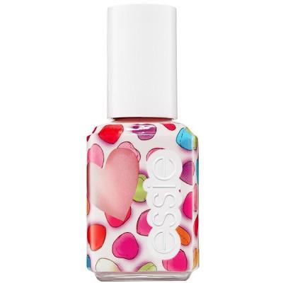 essie Valentines Day Glitter & Shimmer Nail Polish - 0.46 fl oz