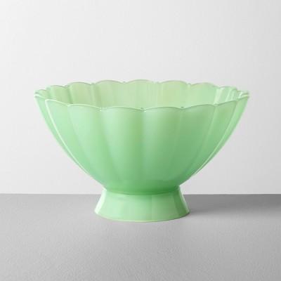 Milk Glass Scalloped Bowl - Hearth & Hand™ with Magnolia