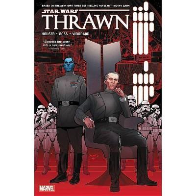 Star Wars: Thrawn - (Star Wars: Thrawn (2018)) (Paperback)