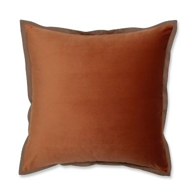 blue and orange pillows target