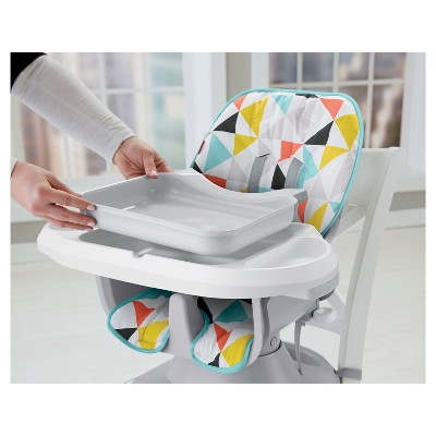 target space saver high chair folds into bed fisher price spacesaver windmill 9 more
