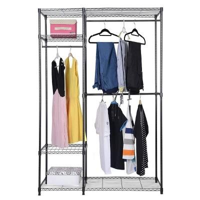 portable clothes rack target