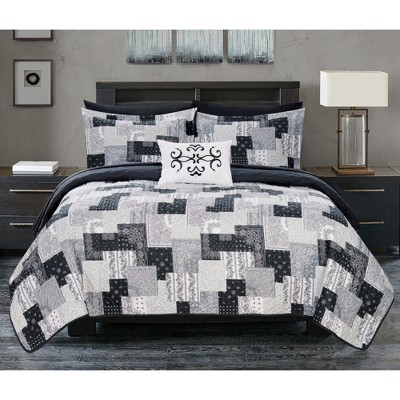 Viona Quilt Set - Chic Home