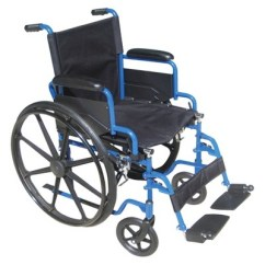 Drive Wheel Chair Outdoor Furniture Chairs Medical Wheelchair Blue And Black 18 Target About This Item