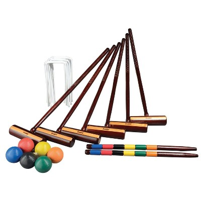 Franklin Sports Expert Croquet Ball Set